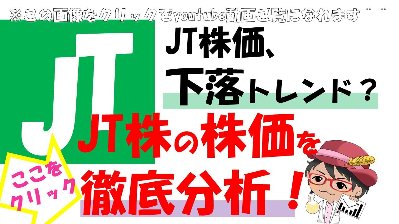 株価 産業 日本 たばこ